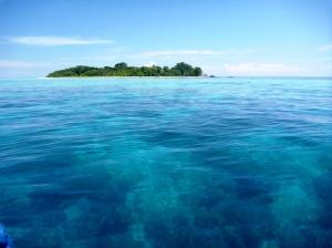 Isla-agua-transparente